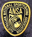 ANSA Clothe Badge