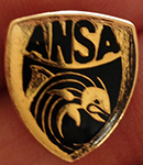 ANSA Lapel Badge